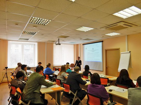 Семинар для юристов в Екатеринбурге